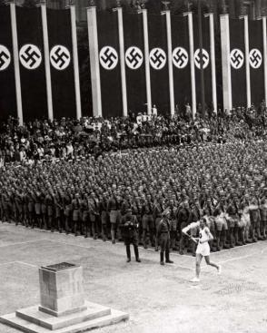 Nazi torch