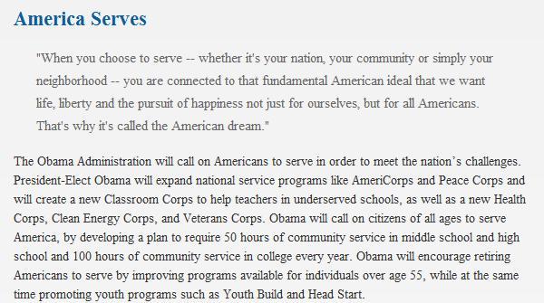 America Serves